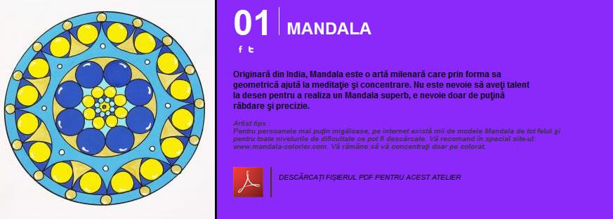 Mandala - Atelier